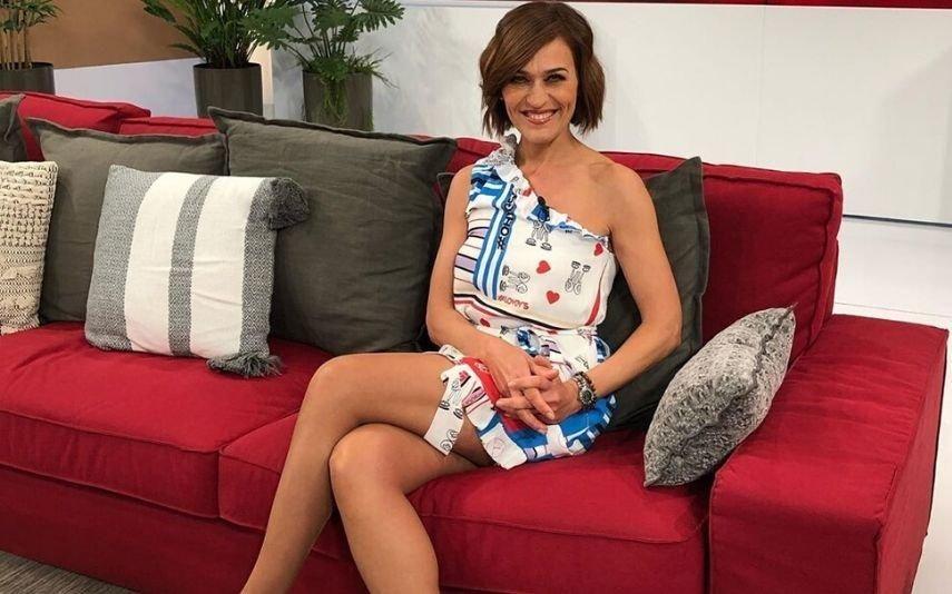 Fátima Lopes Usa vestido curto e divide fãs: «Toda sexy», mas «quase nua»