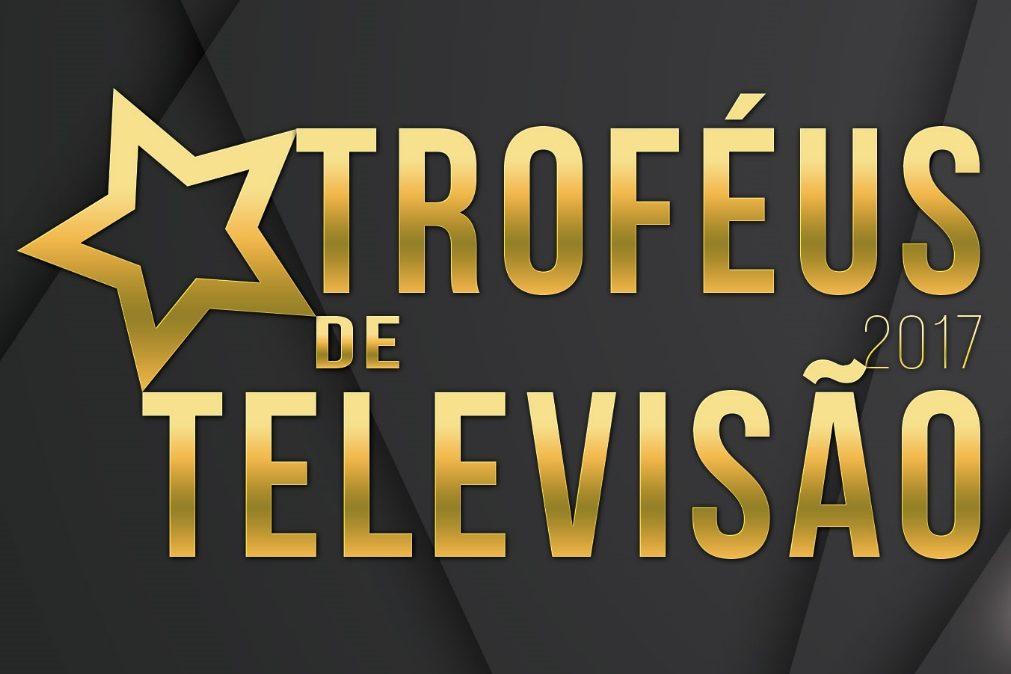 Troféus de Televisão 2017: Conheça a vencedora do prémio para atriz principal (Vídeo)