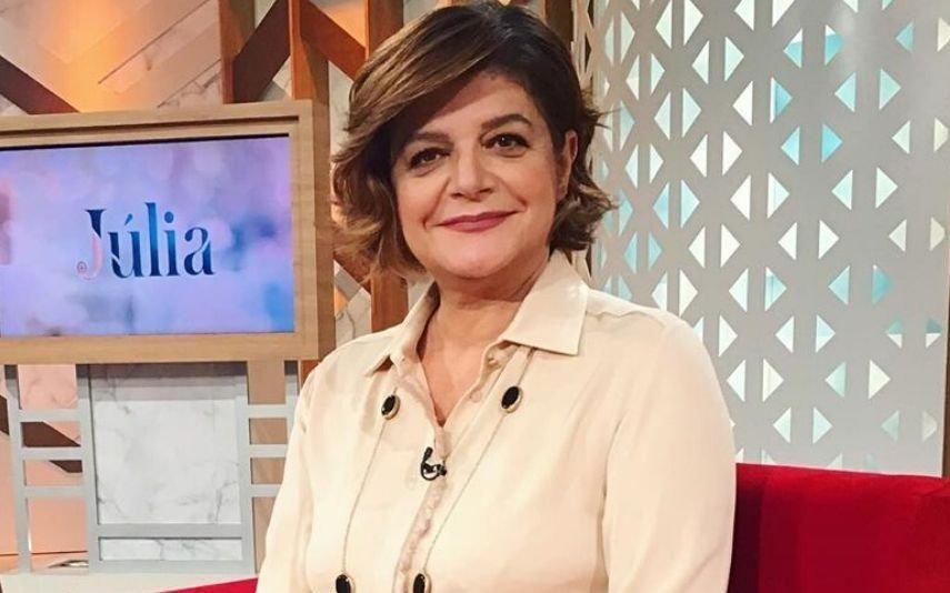 Júlia Pinheiro vítima de bullying: «Fui humilhada»