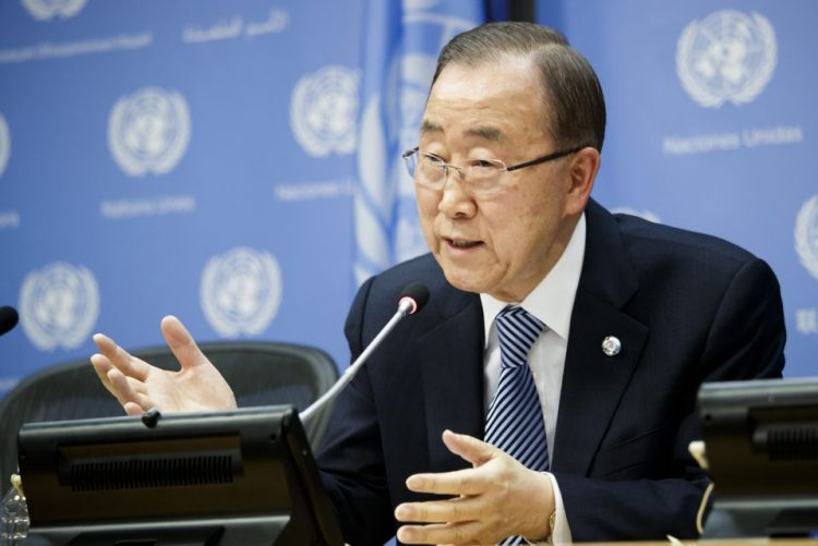 Ban Ki-moon despede-se da ONU