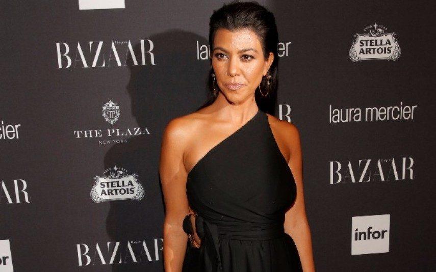Kourtney Kardashian Vídeo provocante provoca inveja nas irmãs