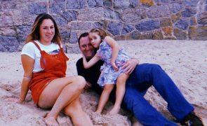 Eduardo Madeira foi pai pela terceira vez e mostra primeiras fotos da filha