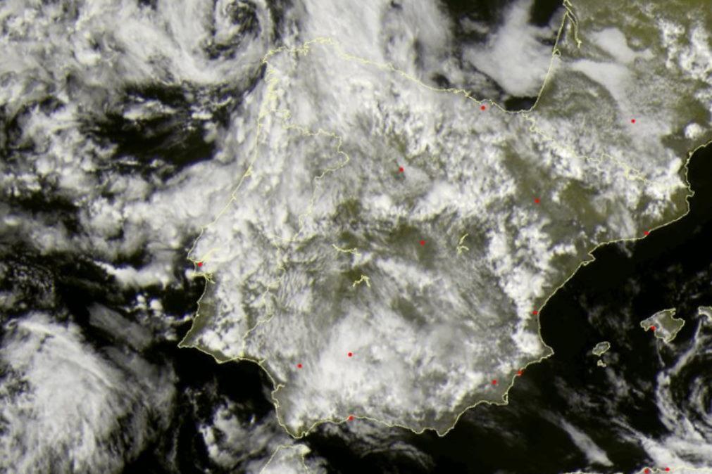 Meteorologia: Previsão do tempo para segunda-feira, 27 de abril