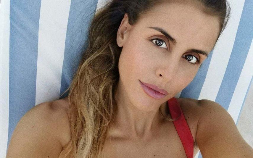 Carolina Patrocínio «Tanto stress que quase me secou o leite»