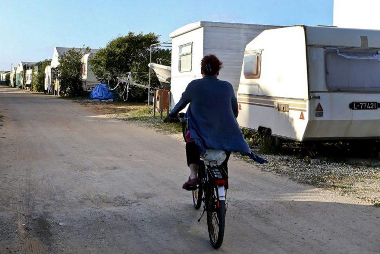 Parques de campismo procurados por jovens e famílias com crianças na passagem de ano
