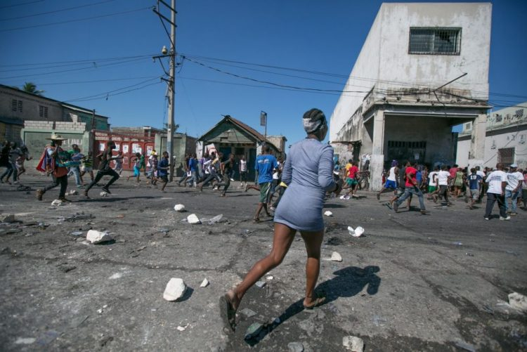 ONU alerta para falta de fundos para combater cólera no Haiti