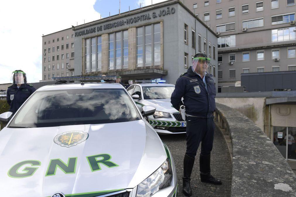 Covid-19: Comandante pede a militares da GNR que