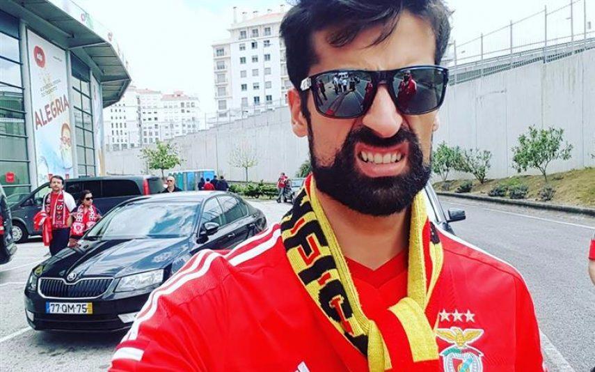 António Raminhos A sua fé é no Benfica!