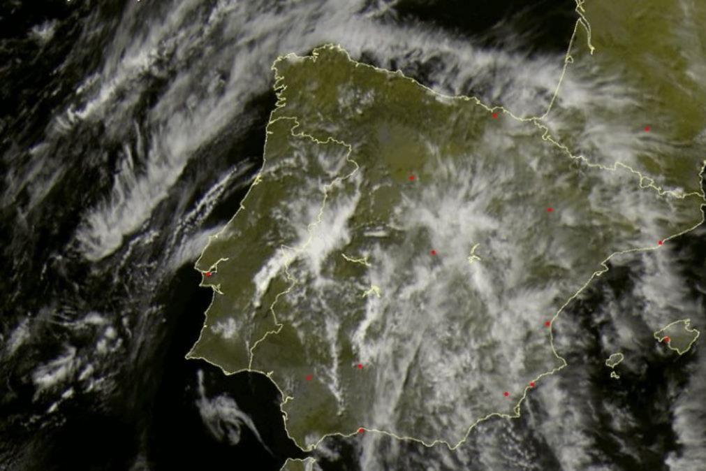 Meteorologia: Previsão do tempo para sexta-feira, 8 de maio