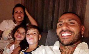 Filho de Ricardo Quaresma assina pelo FC Porto