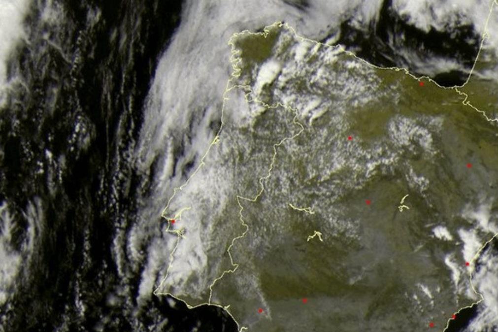 Meteorologia: Previsão do tempo para sábado, 9 de maio
