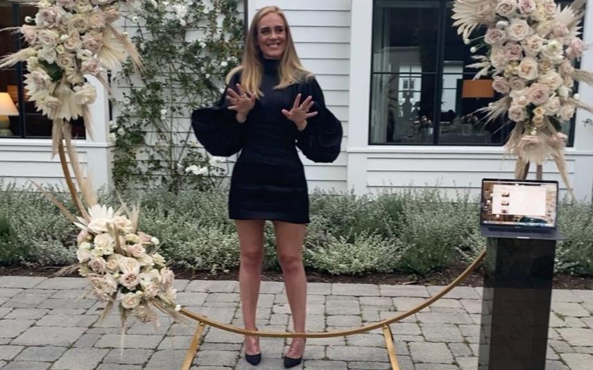 Adele Ex-personal trainer sai em defesa da cantora e explica perda de peso
