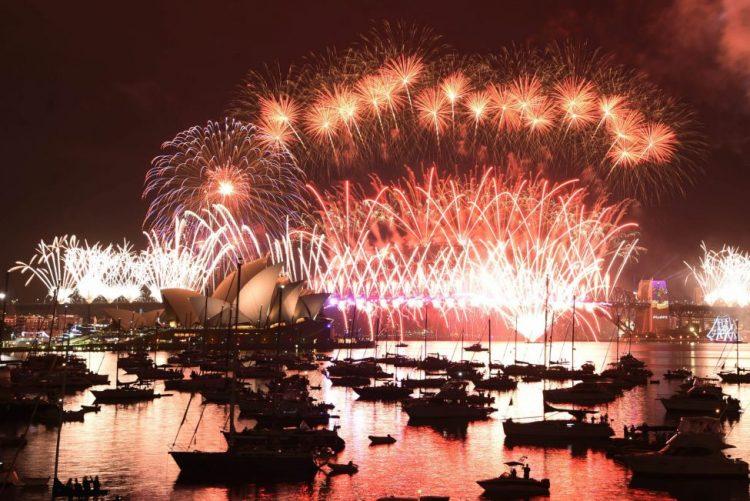 Festas de Ano Novo sob vigilância em todo o mundo com receio de atentados