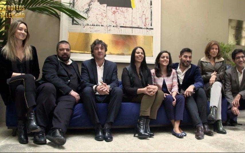 Troféus de Televisão Júri dos prémios já reuniu (vídeo)