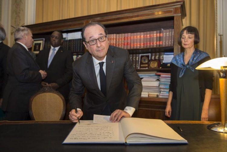 França não vai deixar qualquer um anular acordo sobre o clima - Hollande