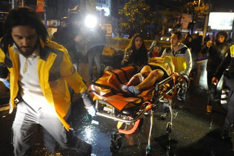 Ataque terrorista em Istambul matou pelo menos 35 pessoas e fez 40 feridos