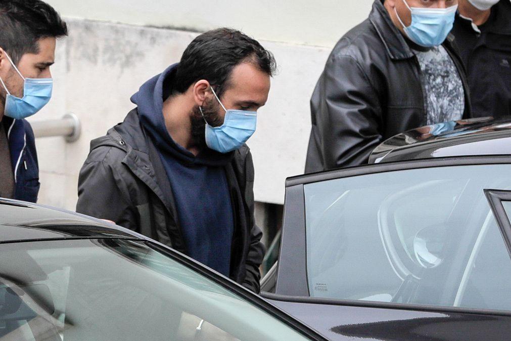 Pai de Valentina tenta suicidar-se na prisão