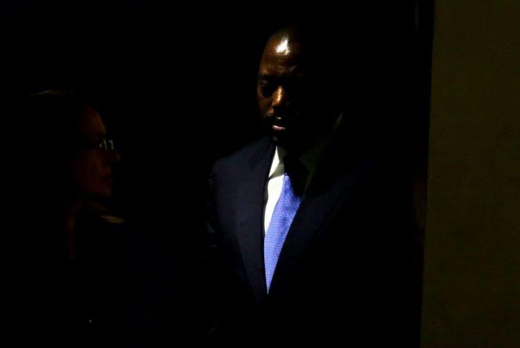 Acordo na RDCongo prevê que Presidente Kabila saia antes das próximas eleições