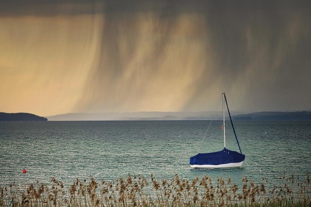 Meteorologia: Previsão do tempo para segunda-feira, 8 de junho