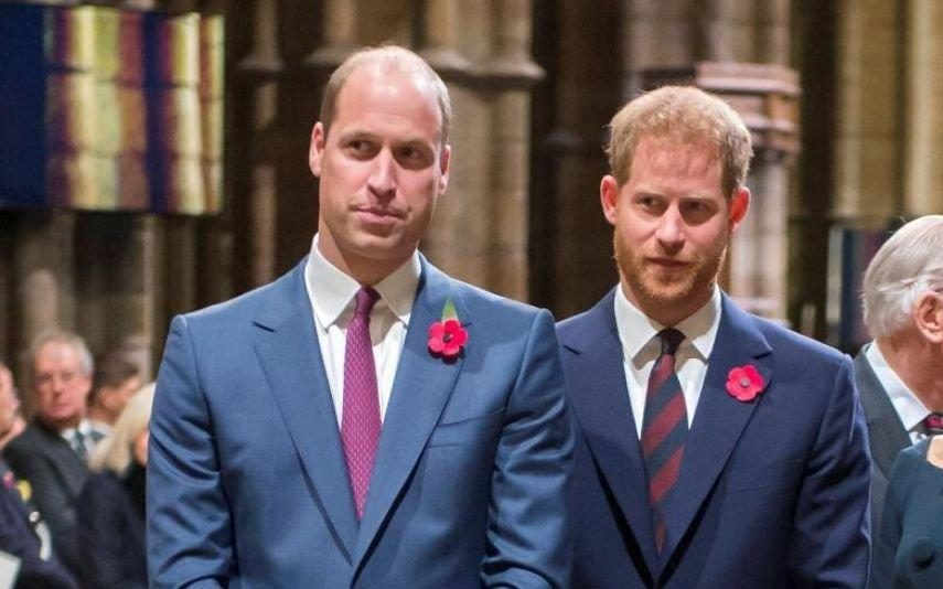 Harry Faz as pazes com William: «O amor fala mais alto»