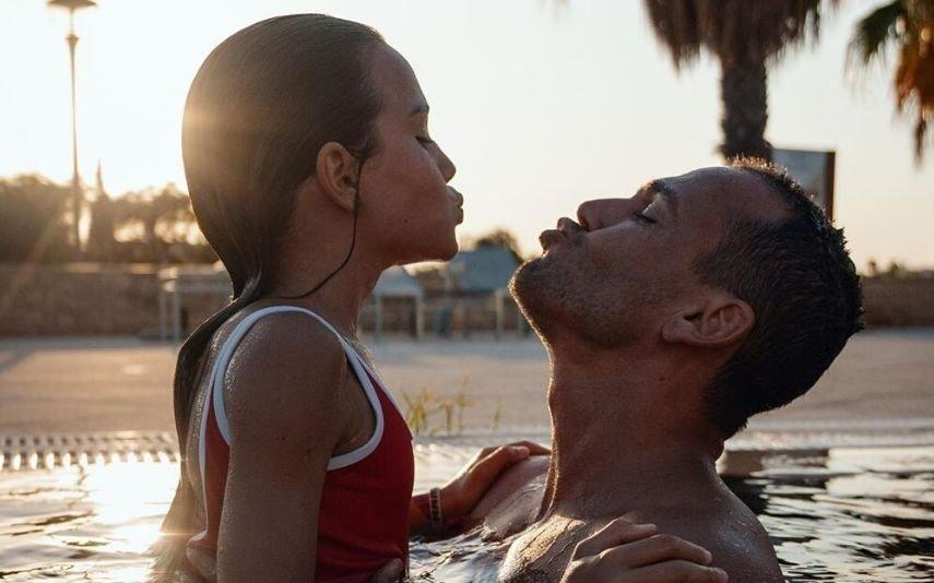 Pedro Teixeira «baba-se» a contemplar a filha e fãs pedem um «mano»