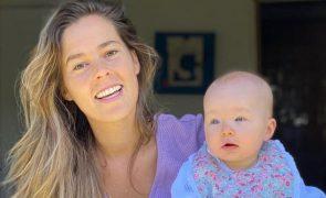 «Está tudo fod***», diz Inês Aires Pereira sobre efeitos da maternidade