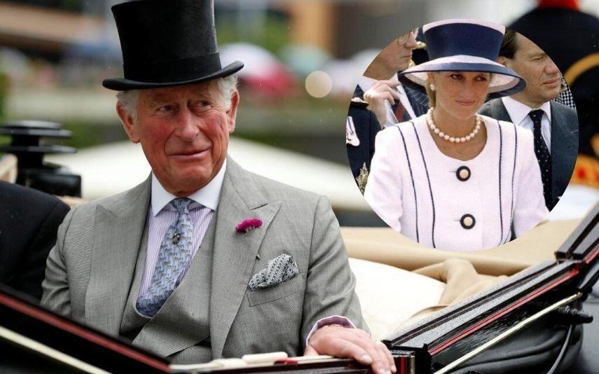 Príncipe Carlos Mudou drasticamente como pai depois da morte de lady Di