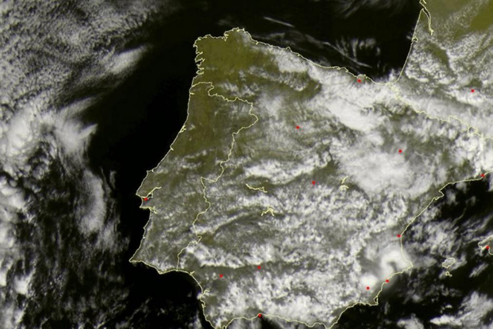 Meteorologia: Previsão do tempo para domingo, 17 de maio