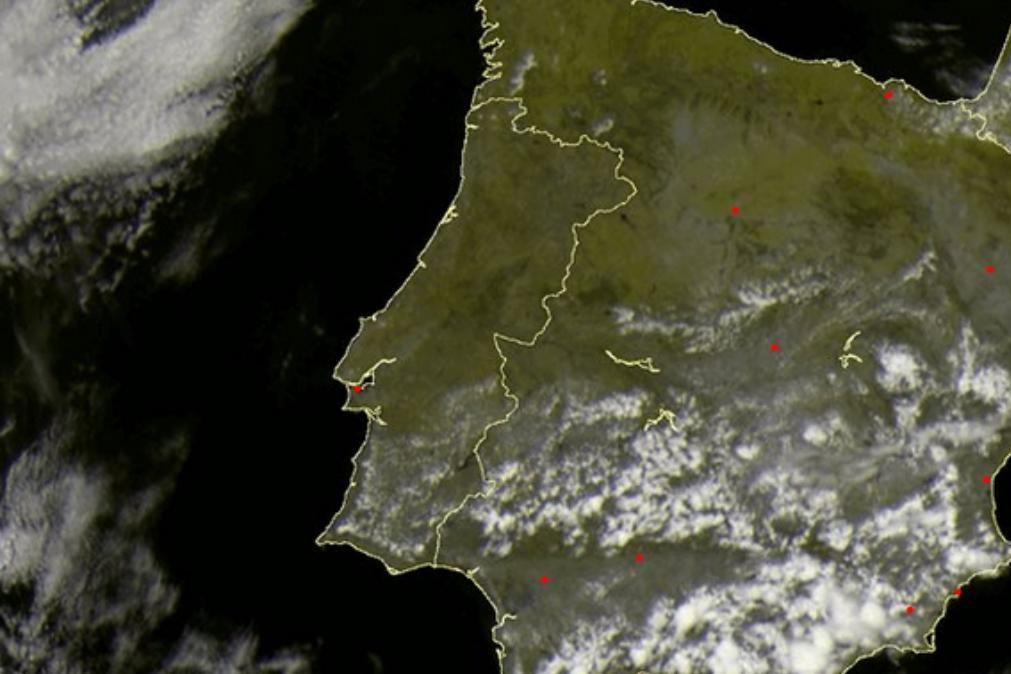 Meteorologia: Previsão do tempo para segunda-feira, 18 de maio