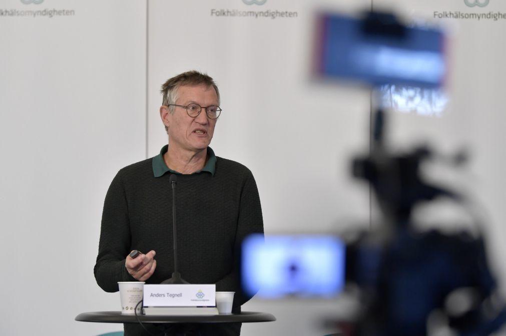 Covid-19: Um em cada cinco suecos em Estocolmo terá desenvolvido anticorpos