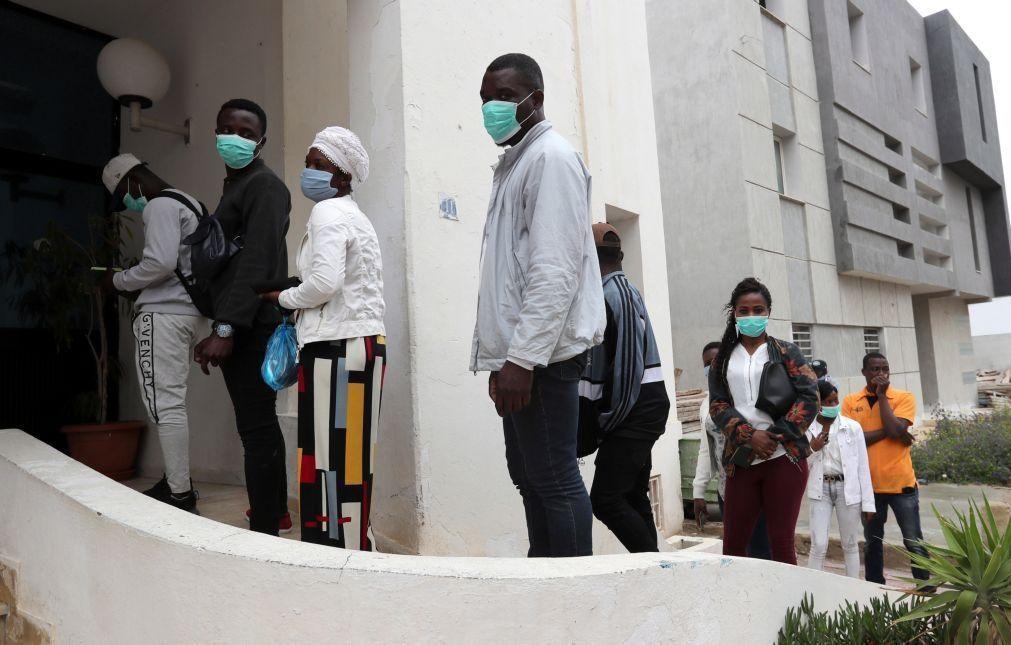 Covid-19: Número de mortos em África sobe para 2.997 em mais de 95 mil casos
