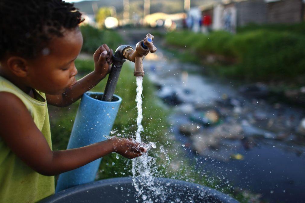 Moçambique identifica novo local para dar água à região mais populosa