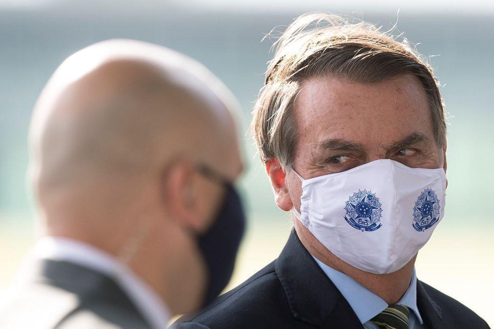 Covid-19: Presidente brasileiro pede diálogo aos governadores para superar a pandemia