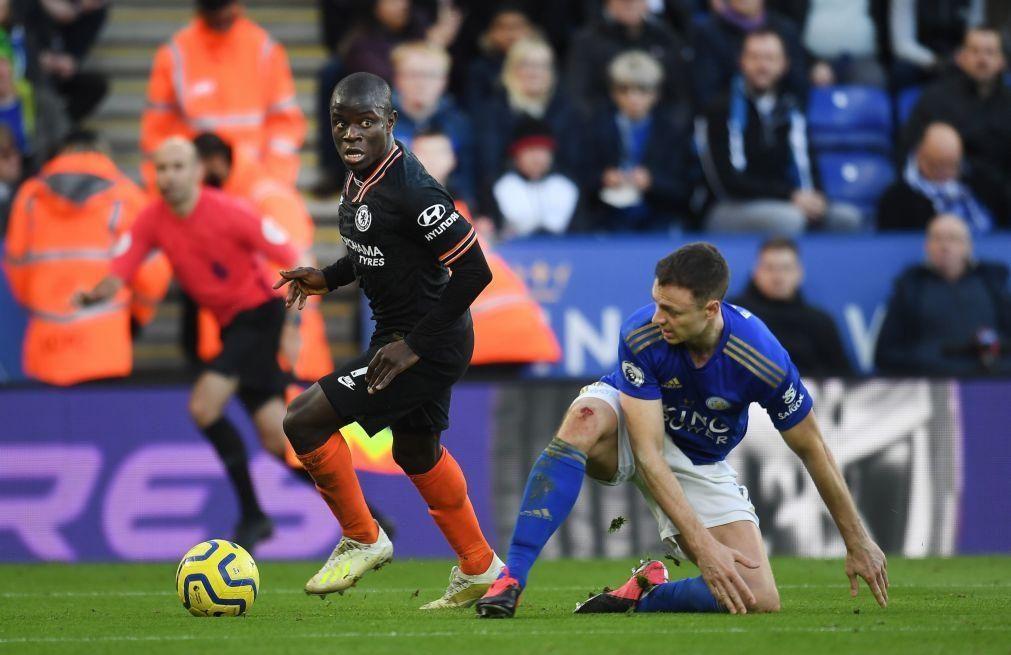 Covid-19: Kanté assume receio da doença e é dispensado de treinar no Chelsea