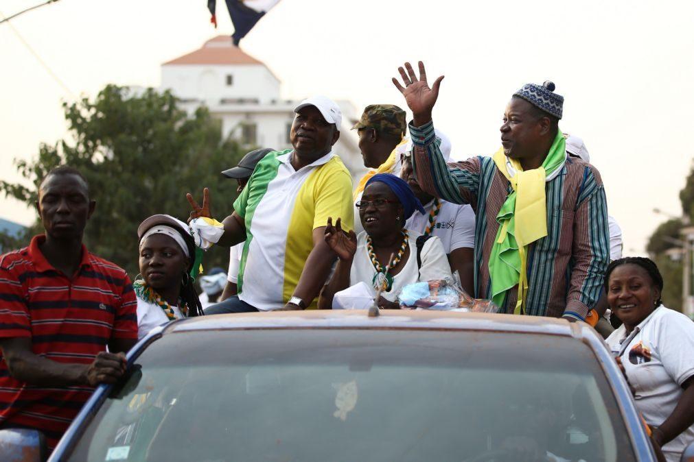 Nuno Nabian quer parlamento da Guiné-Bissau aberto para aprovar programa Governo e mostrar nova maioria