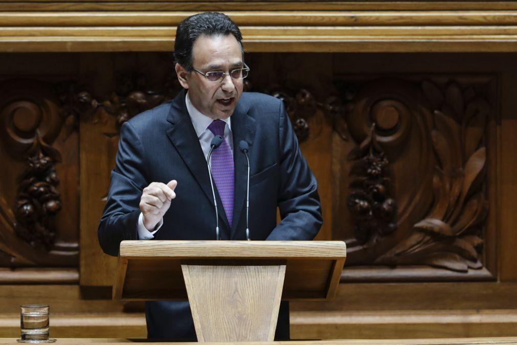 Porfírio Silva adverte para riscos de uma candidatura presidencial populista na área do PS