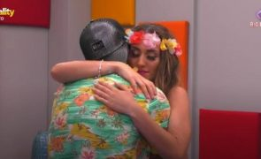 Big Brother. Daniel Monteiro declara-se a Iury