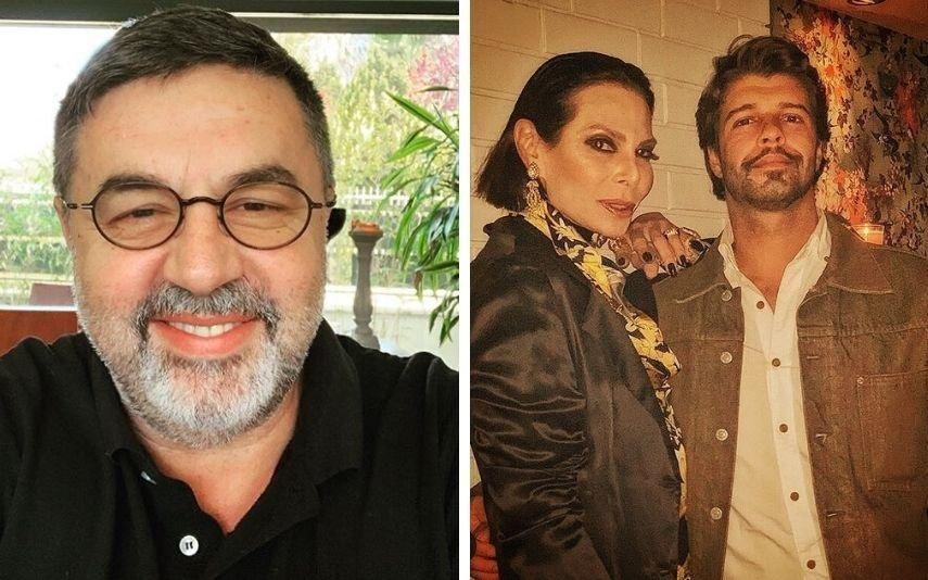 José Carlos Malato Rendido ao filho de José Castelo Branco: «Miúdo bem educado e bem formado!»