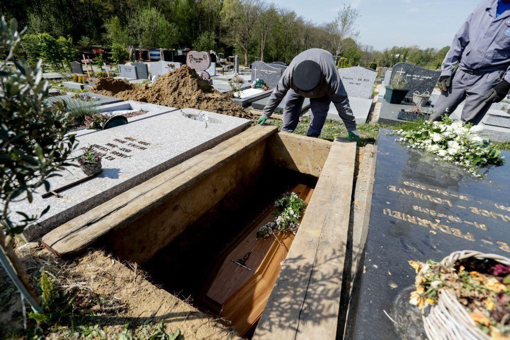 Covid-19: Novos casos sobem para 276, mortes e internamentos recuam na Bélgica