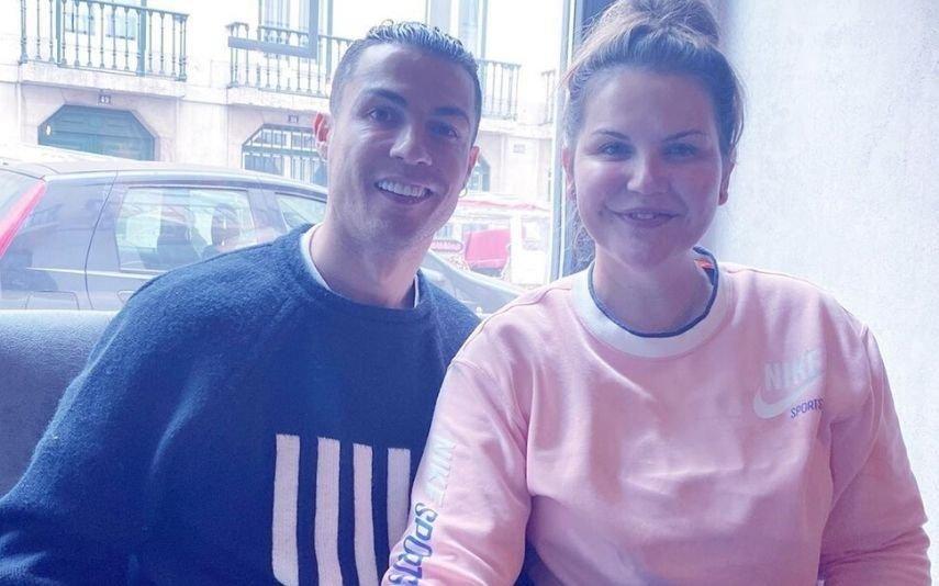Katia Aveiro Quer aprender a fazer o prato preferido de Cristiano Ronaldo? A irmã ensina