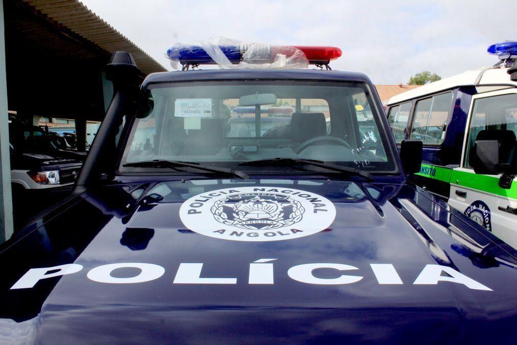 Polícia deteve em Cabinda suspeito da morte de quatro pessoas incluindo a filha