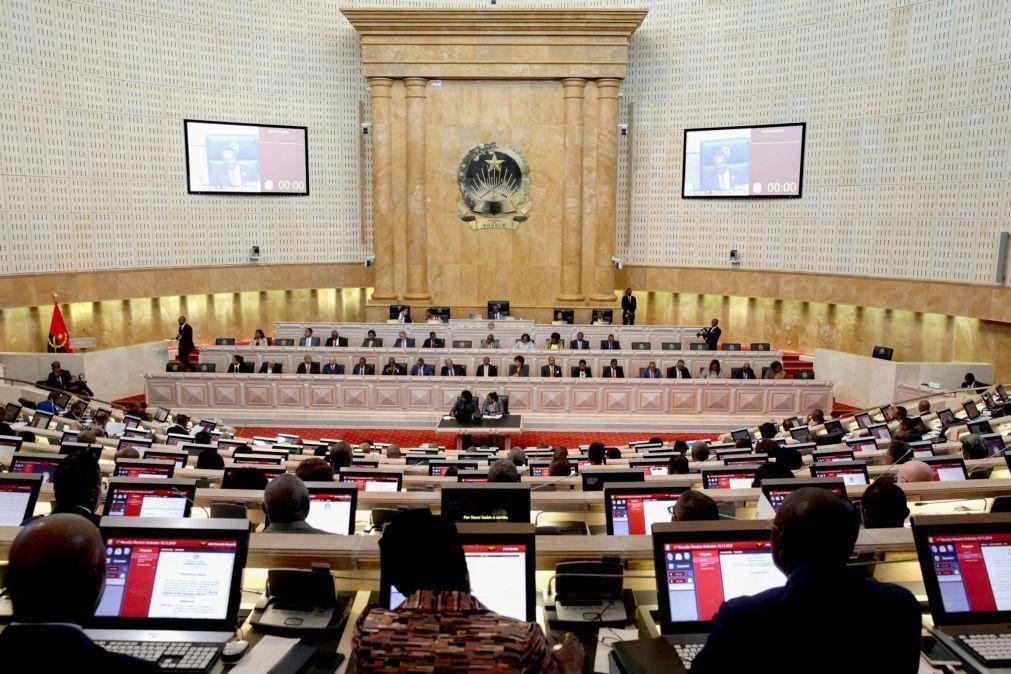 Parlamento angolano aprova na generalidade lei que tributa terrenos agrícolas improdutivos