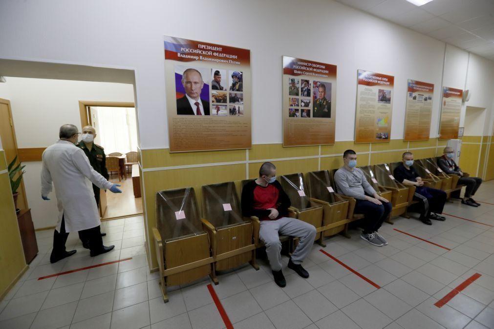 Covid-19: Rússia regista mais de 9.400 casos nas últimas 24 horas