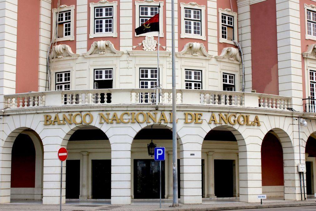 Covid-19: Banco Nacional de Angola lança inquérito sobre impacto da pandemia nas PME