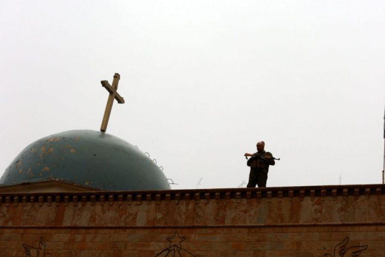 Forças iraquianas recuperam mais de dois terços do leste de Mossul