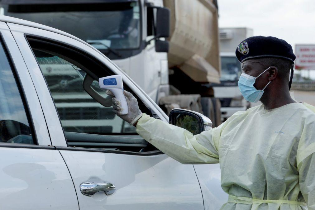 Covid-19: Infeções em Angola sobem para 69 casos sem novos óbitos