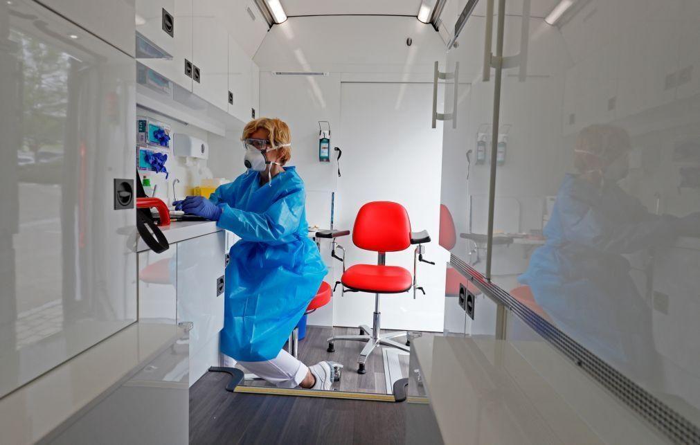 Covid-19: Alemanha com mais de 178 mil casos tem vários estados já sem novas infeções