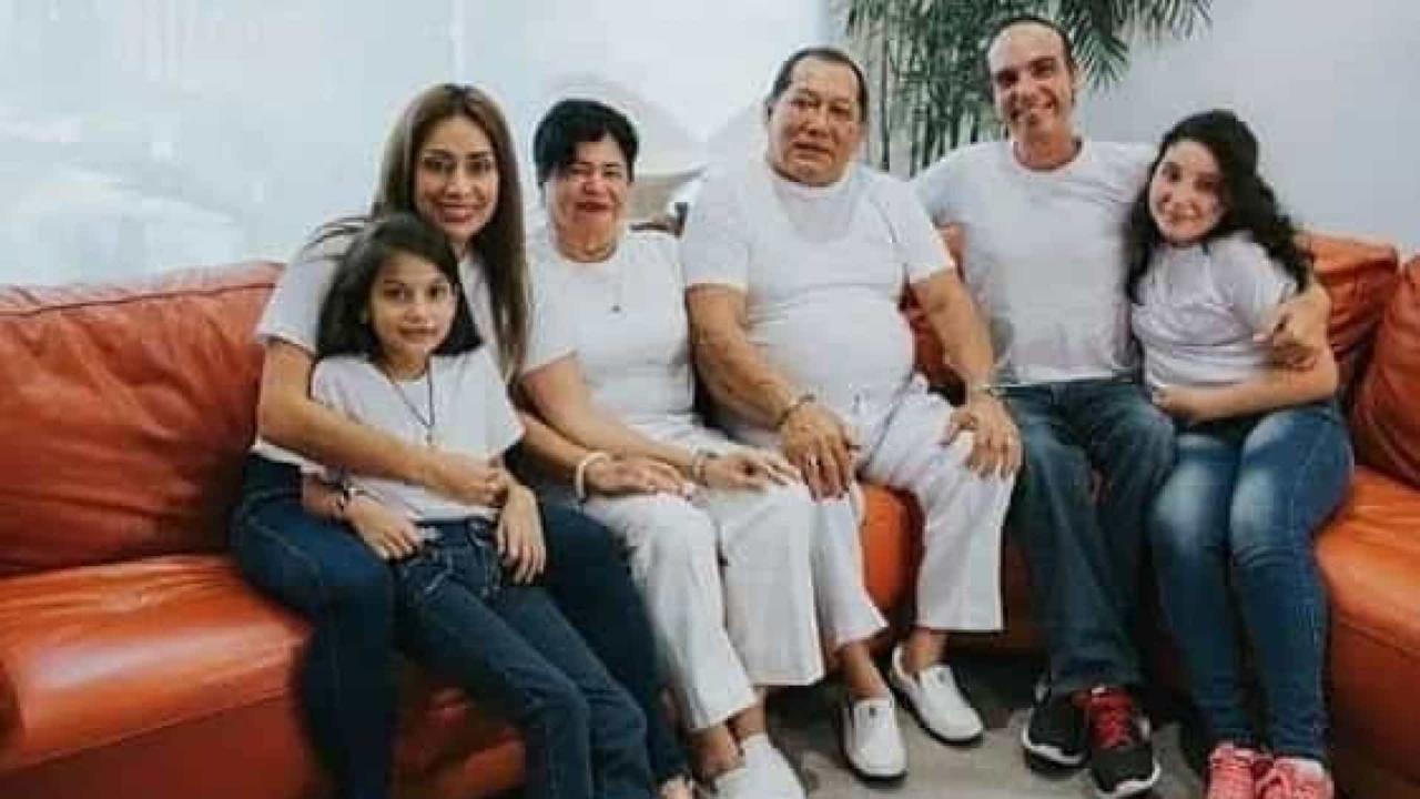 Em poucos dias, Paulina perdeu para a covid-19 pais, marido e irmão
