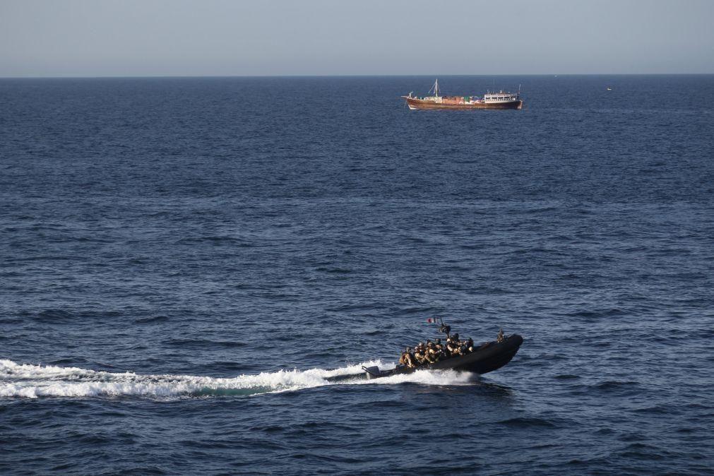 Libertados tripulantes sequestrados em navio de bandeira portuguesa no Benim