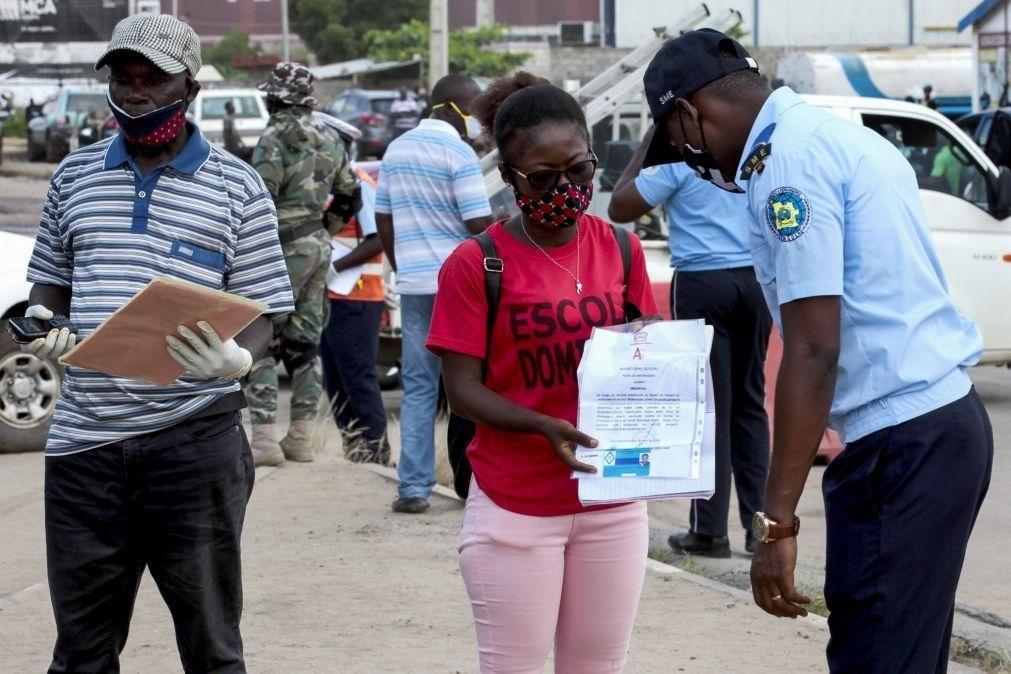 Covid-19: Restaurantes angolanos podem reabrir a partir de terça-feira para almoços